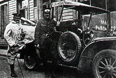 M decins de la grande guerre a ypres quakers for Portent herbert