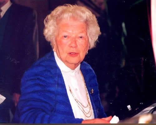 Madame la conseillère Urgences (1995)